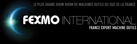 France Export Internationnal : Le plus grand show room de machines outils de france.